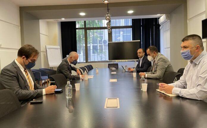 Shaqiri – Silvestri: Procesi i digjitalizimit dhe siguria kibernetike, kryefjala e takimit