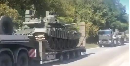 Beogradi nis tanke drejtë kufirit me Kosovën (VIDEO)