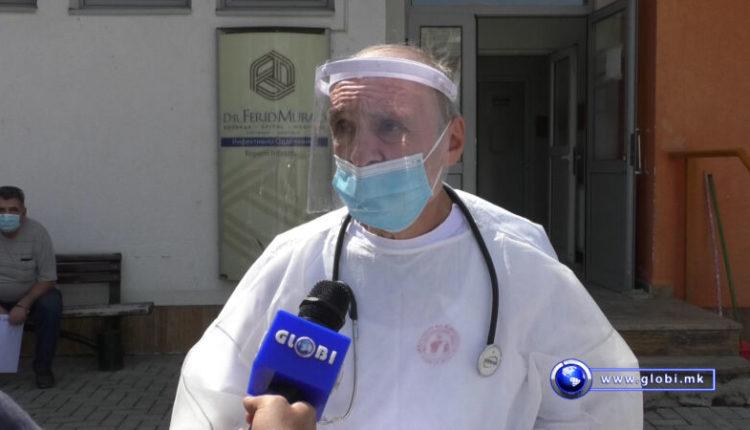 Bie numri i të infektuarve me koronavirus/ Spitali Modular mbyllet të premten në Gostivar