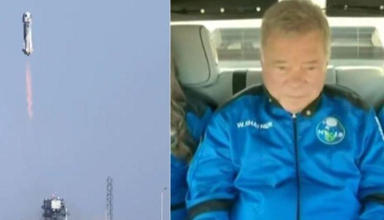 """Blue Origin dërgon në hapësirë aktorin e njohur 90-vjeçar, bëhet njeriu më i vjetër që """"lë"""" Tokën"""