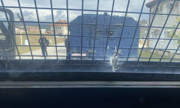 Bëhet e ditur gjendja e policëve të lënduar sot në veri