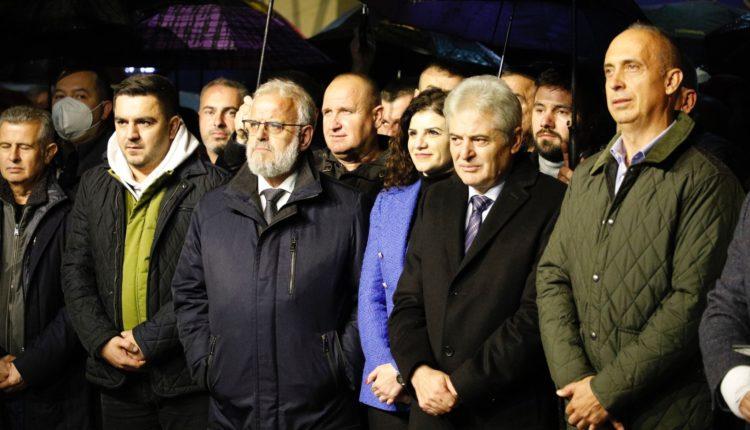 Ali Ahmeti nga Kërçova: Vazhdojmë kapitullin e ri me Fatmir Deharin, rretho numrin 3 (VIDEO)
