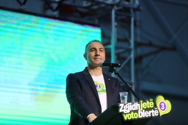 Grubi: Nuk ka gjë që do kërkon Tetova të cilën nuk do e realizon Qeveria (VIDEO)