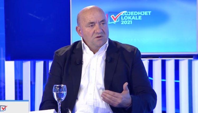Sadi Bexheti tregon projektet për Tetovën