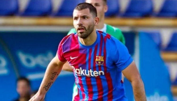 Aguero luan ndeshjen e parë me Barcelonën