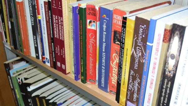 Deri më 15 tetor do të jetë i hapur panairi i librit në Bibliotekën e Shkupit